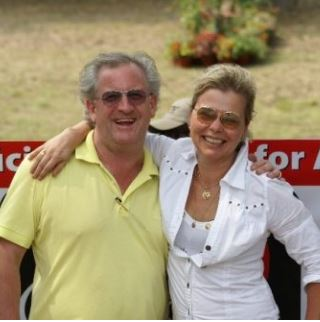 Greg Giles and Carole Herder