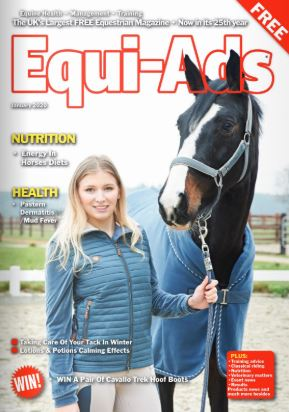 Equiads Magazine January 2020 issue