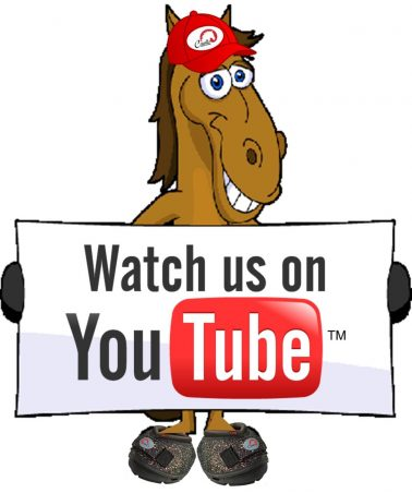 Find Cavallo Hoof Boots on You Tube horse